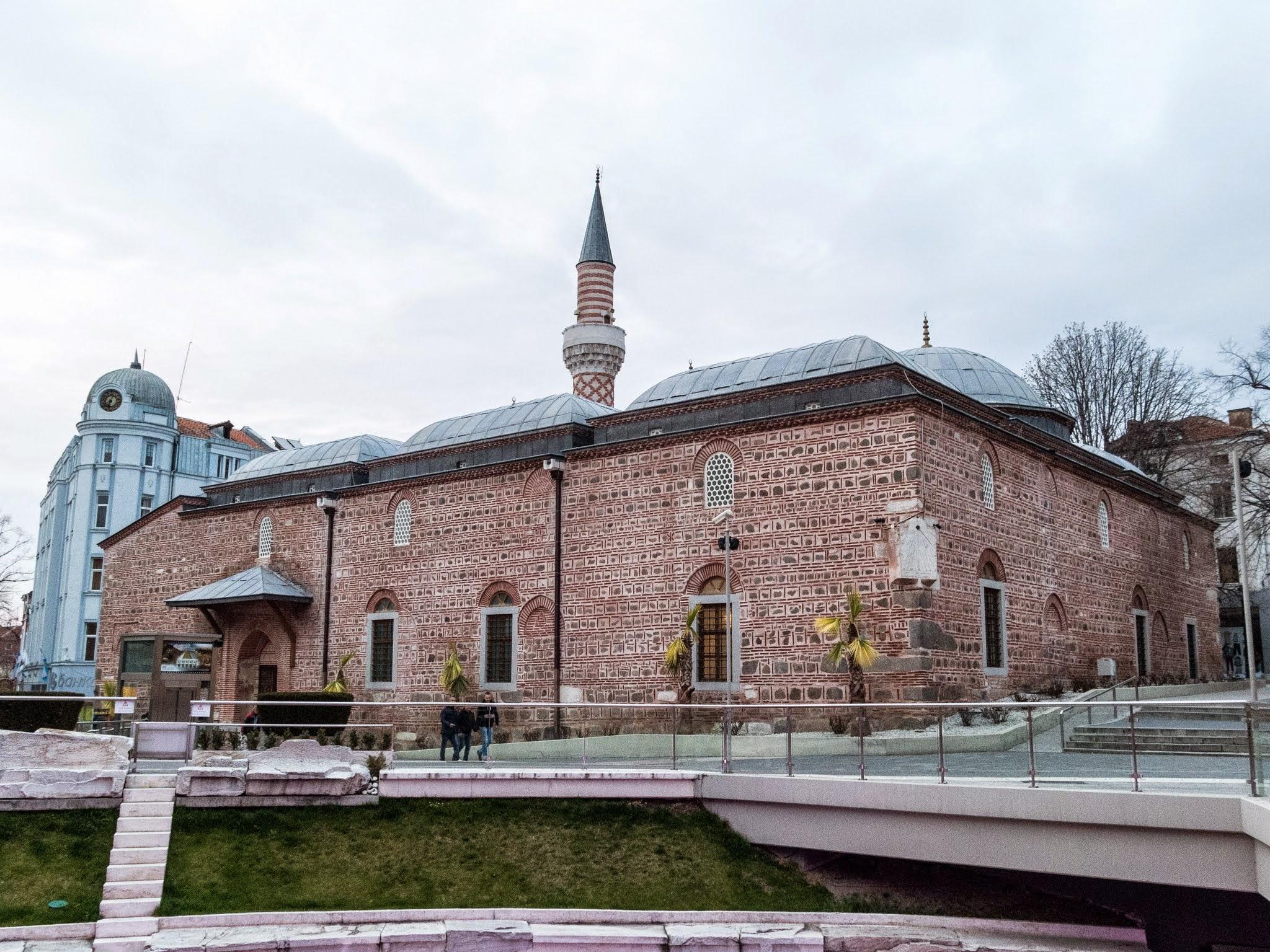Djumaya Djamiya Mosque